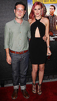 HOLLYWOOD, LOS ANGELES, CA, USA - MAY 30: Chris Marquette, Rumer Willis at 'The Odd Way Home' Los Angeles Premiere held at the Arena Cinema Hollywood on May 30, 2014 in Hollywood, California, Los Angeles, California, United States. (Photo by Celebrity Monitor)