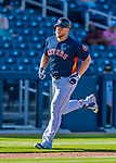 1 March 2017: Houston Astros first baseman A.J. Reed rounds the bases after hitting a solo home run in the 8th inning of Spring Training action against the Miami Marlins at the Ballpark of the Palm Beaches in West Palm Beach, Florida. The Marlins defeated the Astros 9-5 in Grapefruit League play. Mandatory Credit: Ed Wolfstein Photo *** RAW (NEF) Image File Available ***