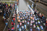 Elite Men's blury race start<br /> <br /> UCI 2017 Cyclocross World Championships<br /> <br /> january 2017, Bieles/Luxemburg