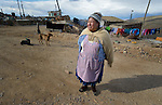 Norma Albino is a guard at a mine in Potosi, Bolivia. The mine produces silver and other metals, and Albino lives near its entrance, high on the infamous Cerro Rico. Albino is a member of the local Methodist Church.