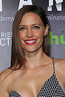 LOS ANGELES, CA - OCTOBER 17: KaDee Strickland attends the premiere of Hulu's 'Chance' at Harmony Gold Theatre on October 17, 2016 in Los Angeles, California. (Credit: Parisa Afsahi/MediaPunch).