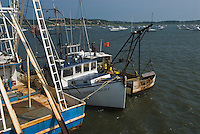 Massachusetts, Wellfleet, Wellfleet Harbor, Cape Cod