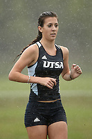 SAN ANTONIO, TX - SEPTEMBER 20, 2013: The UTSA Ricardo Romo Classic cross country meet at the National Shooting Complex. (Photo by Jeff Huehn)