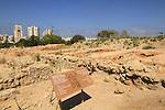 Tel Qasile in Tel Aviv