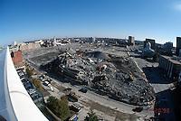 1996 DECEMBER 20..Redevelopment..Macarthur Center.Downtown North (R-8)..LOOKING EAST.SUPERWIDE...NEG#.NRHA#..
