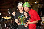 Misako Ohba and Kenny Kim owners of Fresh Street.(Jodi Miller/Alive)