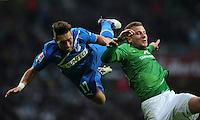 Fussball Bundesliga 2011/12: SV Werder Bremen - TSG 1899 Hoffenheim
