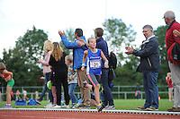 ATLETIEK: HEERENVEEN: 19-09-2015, Athletic Champs AV Heerenveen, Marit Staal (#31 | 11 jaar), ©foto Martin de Jong
