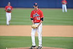 Ole Miss Chris Ellis (10) pitches vs. Houston at Oxford-University Stadium in Oxford, Miss. on Sunday, March 11, 2012. Ole Miss won 11-3 to sweep the three-game series. Mayers got the win.