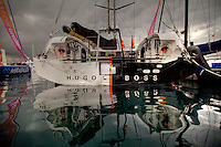 Barcelona World Race for Hugo Boss