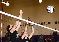 Volleyball JV vs. Zionsville 10-4-11