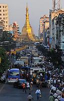 Burma Road and Transport