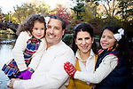 Suero Family Portrait Central Park