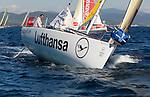 Depart de la WOW Cap Istanbul...Lufthansa 80.Ronan Treussart