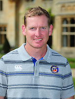 Barry Maddocks poses for a portrait at a Bath Rugby photocall. Bath Rugby Media Day on August 24, 2016 at Farleigh House in Bath, England. Photo by: Patrick Khachfe / Onside Images