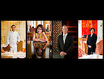 Executive portraits for Park Hyatt Saigon