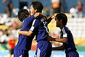 Japan team group (JPN), JUNE 29, 2011 - Football : Fumiya Hayakawa (C) of Japan celebrates his goal during the 2011 FIFA U-17 World Cup Mexico Round of 16 match between Japan 6-0 New Zealand at Estadio Universitario in Monterrey, Mexico. (Photo by MEXSPORT/AFLO)