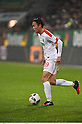 Takashi Usami (Augsburg),<br /> FEBRUARY 17, 2017 - Football / Soccer :<br /> German Bundesliga match between FC Augsburg 1-3 Bayer 04 Leverkusen at WWK Arena in Augsburg, Germany. (Photo by Takamoto Tokuhara/AFLO)