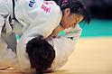 (L to R) Yuumi Asaka (-48kg), Tomoko Fukumi (-48kg), NOVEMBER 13, 2011 - Judo : Kodokan Cup 2011, Women's Women's -48kg category at Chiba Port Arena, Chiba, Japan. (Photo by Jun Tsukida/AFLO SPORT) [0003]