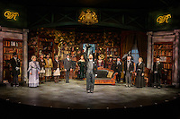 My Fair Lady presented by STAGES St. Louis at ROBERT G. REIM THEATER in Kirkwood, MO on Sept 5, 2013.
