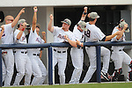Mississippi vs. LSU at Oxford-University Stadium on Sunday, April 25, 2010 in Oxford, Miss. Ole Miss won 7-6 to sweep the three game series
