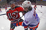 April 1, 2013: New York Islanders at New Jersey Devils