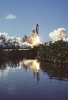 NASA Space Shuttle Columbia launch  ,
