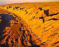 Aerial View of San Rafael Swell, Proposed San Rafael Wilderness, Utah