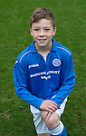 St Johnstone Academy U11's<br /> Euan Hay<br /> Picture by Graeme Hart.<br /> Copyright Perthshire Picture Agency<br /> Tel: 01738 623350  Mobile: 07990 594431