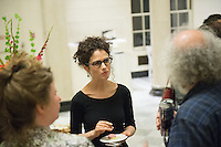 20141002 Aiken Lecture Series Neri Oxman Reception