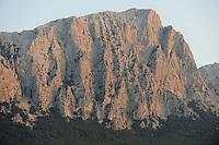 Gennargentu National Park,<br /> Sardinia, Italy