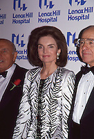Jackie Kennedy Onassis 1992 NYC By <br />