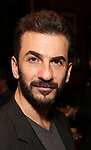 Michael Aronov attends the 2017 New York Drama Critics' Circle Awards Reception at Feinstein's / 54 Below on 5/18/2017 in New York City.