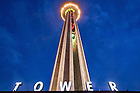 November 10, 2016; Tower of the Americas, San Antonio, Texas (Photo by Matt Cashore/University of Notre Dame)