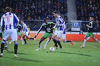VOETBAL: HEERENVEEN: Abe Lenstra Stadion 04-02-2015, SC Heerenveen - Feyenoord, uitslag 3-1, ©foto Martin de Jong