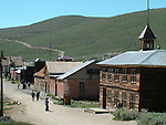 Main St. at Bodie SHP