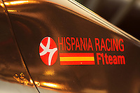 F1 GP of Australia, Melbourne 26. - 28. March 2010.Hispania Racing..Picture: Hasan Bratic/Universal News And Sport (Europe) 26 March 2010.