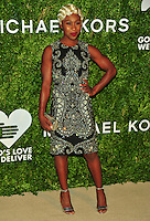NEW YORK, NY - OCTOBER 17: Cynthia Erivo at the God's Love We Deliver Golden Heart Awards on October 17, 2016 in New York City. Credit: John Palmer/MediaPunch