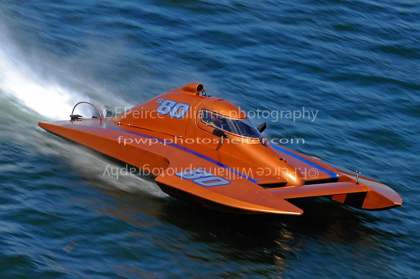 S-80 (2.5 Litre Stock hydroplane(s)
