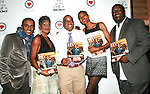 Marcus Samuelsson, Jocelyn Taylor,  Rene John-Sandy, Maya Haile  and DJ Jon Quick Attend Beauty and the Beat Vol 2: Heroines for Haiti Hosted by Actress Bobbi Baker-James With DJ Jon Quick Select, The Hip Hop Loves Foundation and Love No Limit Honoring Model Maya Haile, Doris Haircare CEO Marlene Duperley, JRT Multimedia LLC Founder Jocelyn Taylor, Lamb to a Lion Productions CEO Setor Attipoe, Wagner Wolf Publishing CEO and Author Shermian P. Daniel, MD, Cute Beltz Clothing Company Owner Kristen Stevens, Johnny Vincent Swimwear Owner and Chief Designer Celeste Johnny and Visual Artist and Hip Hop Loves Boxing Programs in NYC and LA Founder Vanessa Chakour - Music by DJ Vidal, DJ CEO and DJ Jon Quick Held at Cielo, New York 3/25/2011
