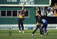 170204 Ford Trophy Cricket - Wellington Firebirds v Otago Volts