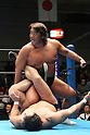 Riki Choshu, OCTOBER 25, 2011 - Pro Wrestling : Riki Choshu in Tokyo, Japan. (Photo by Yukio Hiraku/AFLO)