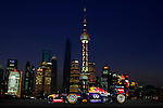 Infiniti Red Bull Racing RB10 - Shanghai skyline 2014