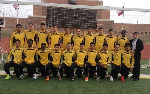 Lee High School soccer team