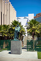 Los Angeles, County, Museum of Art, (LACMA) art museum, Los Angeles, California
