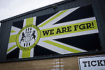 Forest Green Rovers v Tranmere Rovers 17/10/2015