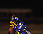Oxford High's Stan Ivy (6) catches a touchdown pass vs. Hernando in Oxford, Miss. on Friday, October 14, 2011. Hernando won 31-30 in overtime.