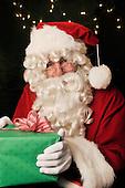 Stock photos of Santa Claus