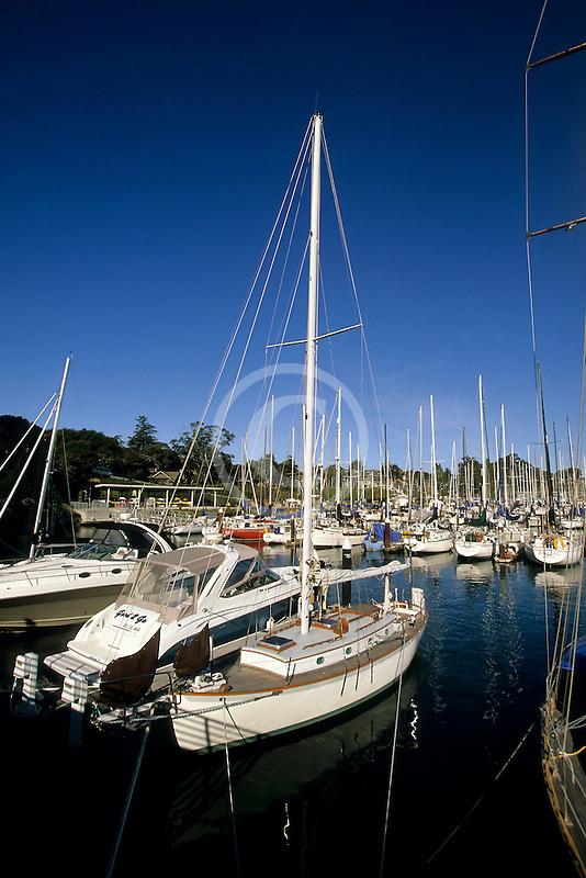 California, Santa Cruz, Small Craft Harbor