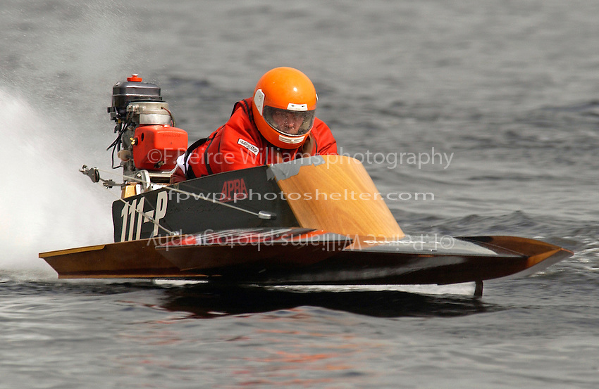 111-P     (Outboard Hydroplane)